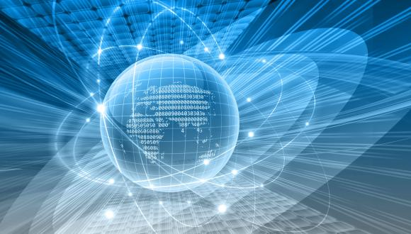 Ultralong Fiber Laser for Secure Communications
