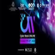 Cyber Week 2020 Online